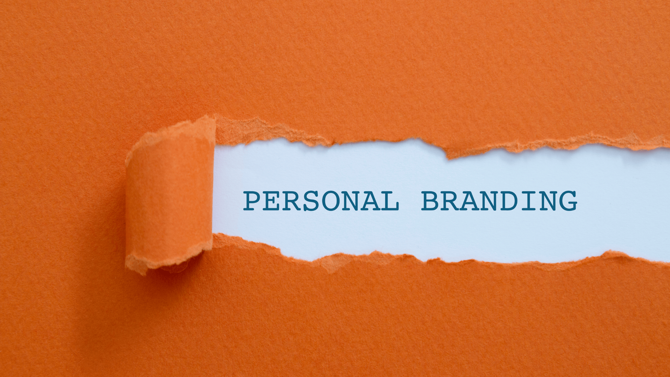 The importance of building a personal brand for your career