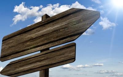 Taking advantage of a career crossroads